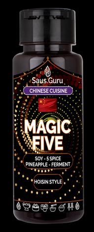 Saus Guru - Magic Five 245ml