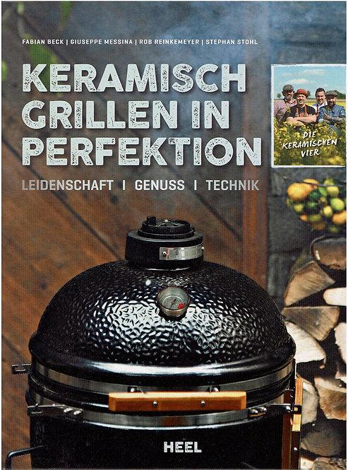 """Monolith Buch """"Keramisch Grillen"""""""