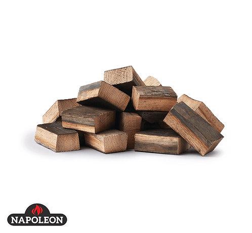 Napoleon Holz-Räucherchunks, Whiskey-Eiche, 1,5kg