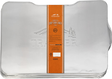 Traeger Ablaufblech, Schutzfolie für Iron650, 5Stk.