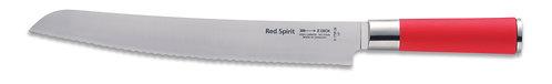 Dick (Red Spirit) Brotmesser, Wellenschliff 26 cm