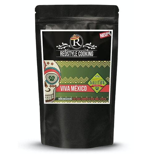 Redstyle Viva Mexico Rub 250g, by Salitos
