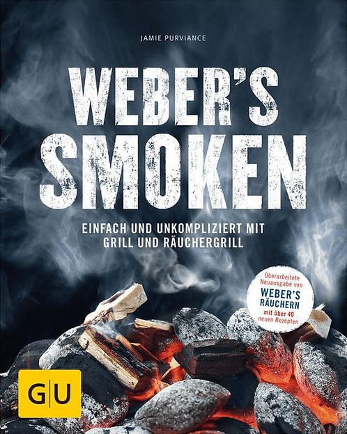 """Weber Buch """"Smoken"""""""
