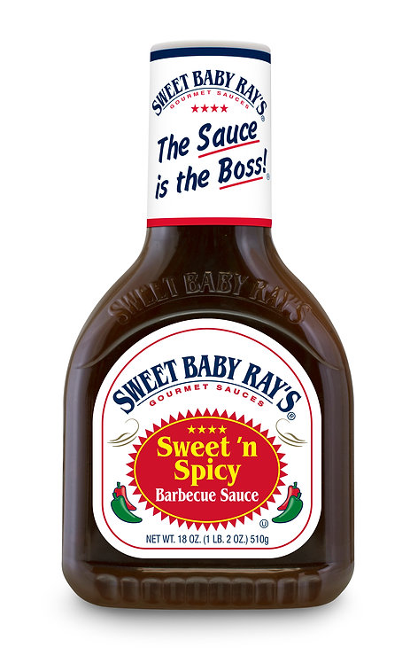 Sweet Baby Ray´s - Sweet & Spicy 510g