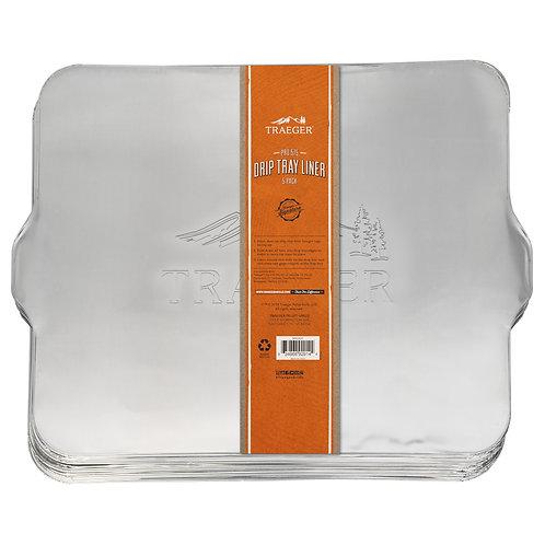 Traeger Ablaufblech, Schutzfolie für Pro575, 5Stk.