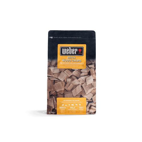 Weber Räucherchips Buche, 0,7kg