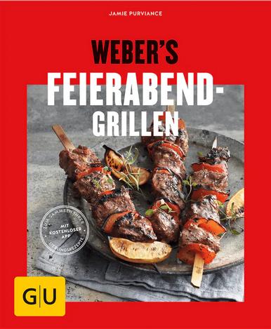 """Weber Buch """"Feierabend-Grillen"""""""