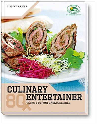 """Outdoorchef """"Culinary Entertainer"""""""