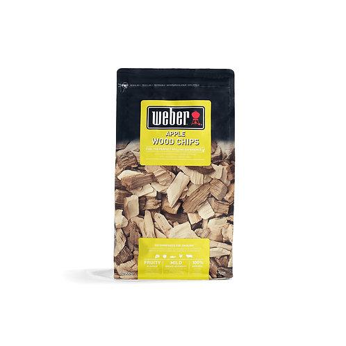 Weber Räucherchips Apfelholz 0,7kg