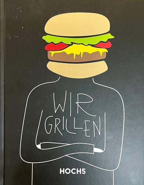 """Buch """"Wir Grillen"""" by Klaus Breinig, Tobias Heyer & Jörn Fischer"""
