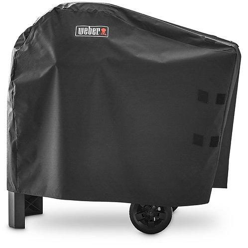 Weber Premium-Abdeckhaube für Pulse 1000/2000 mit Rollwagen