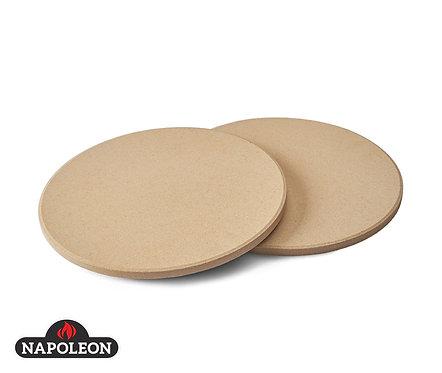 Napoleon Pizzastein-Set, 2-teilig für TravelQ Serie