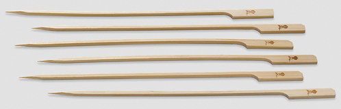Weber Bambus-Spieße