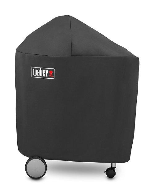 Weber Premium-Abdeckhaube für Holzkohlegrills Performer mit  Ø 57cm