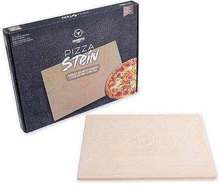 MOESTA Pizzastein, eckig mit Stier 45x35cm
