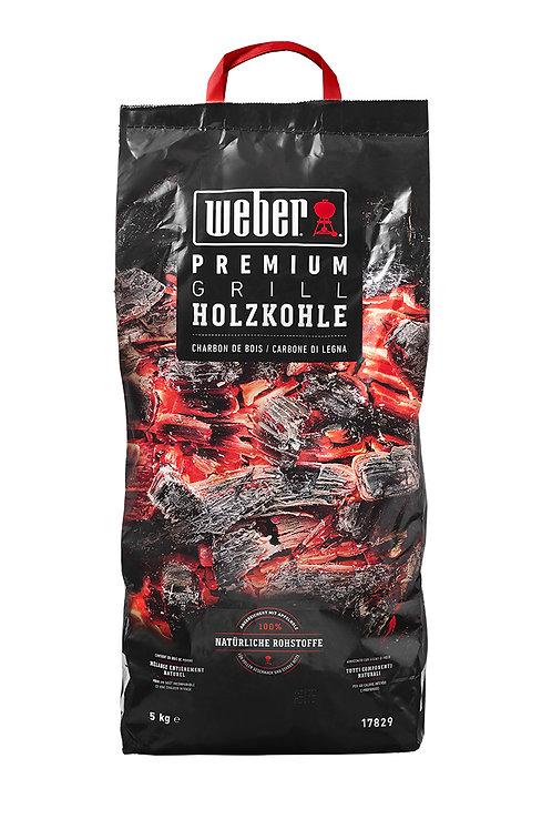 Weber Holzkohle 5kg