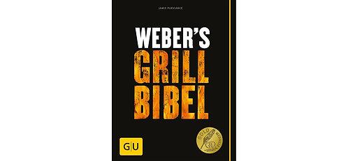 """Weber Buch """"Grillbibel"""""""