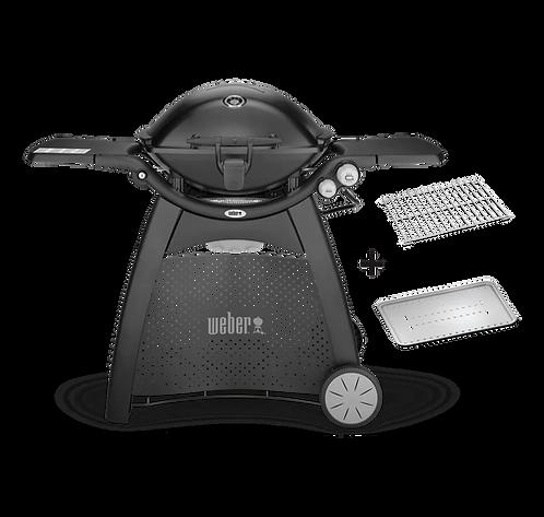 Weber Q 3200 – Gasgrill mit Stand