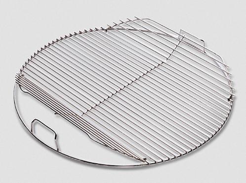 Weber Klappbarer Grillrost Für Holzkohlegrills mit Durchmesser von 47 cm