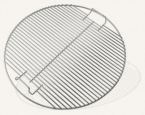 Weber Grillrost für Holzkohlegrills mit 57 cm Durchmesser