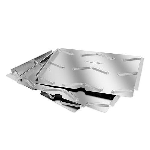 Broil King Aluminiumtropfeinlagen Pellet Smoker 500/400