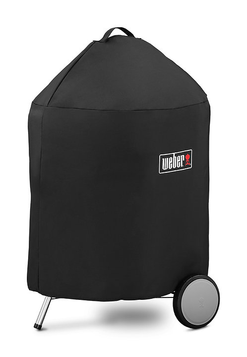 Weber Premium-Abdeckhaube für Holzkohlegrills mit Durchmesser von 57cm
