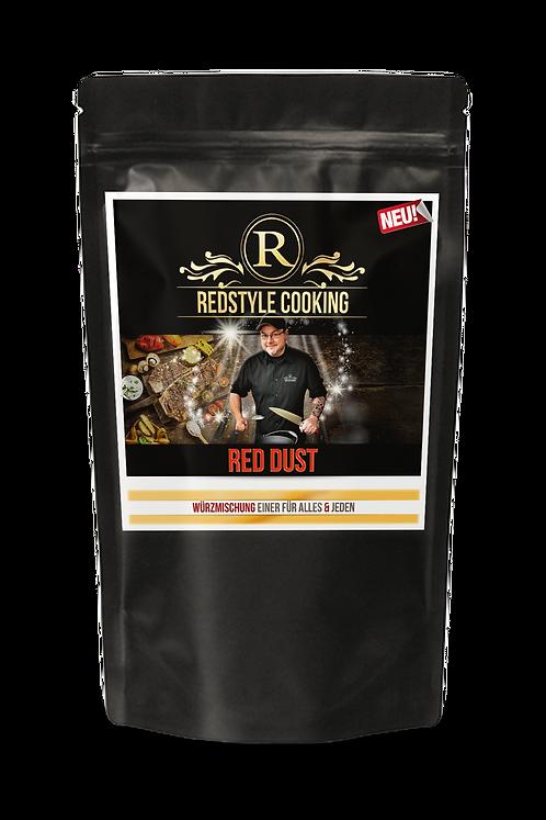 Redstyle Cooking RED DUST - Würzmischung für Alles & Jeden, 250g