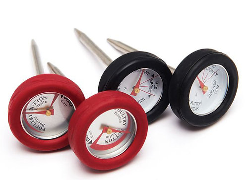 Broil King Mini-Thermometer Set 4-teilig