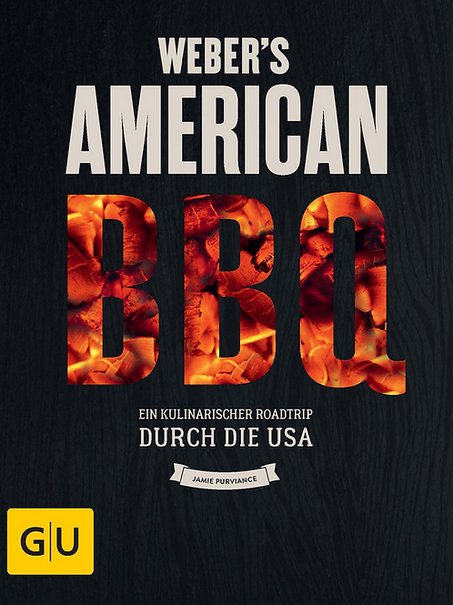 "Weber Buch ""American BBQ"""