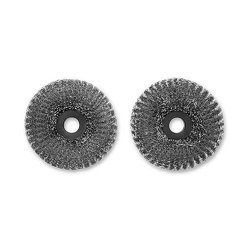 Weber Ersatzkopf für Grillbürste mit Metallschwamm