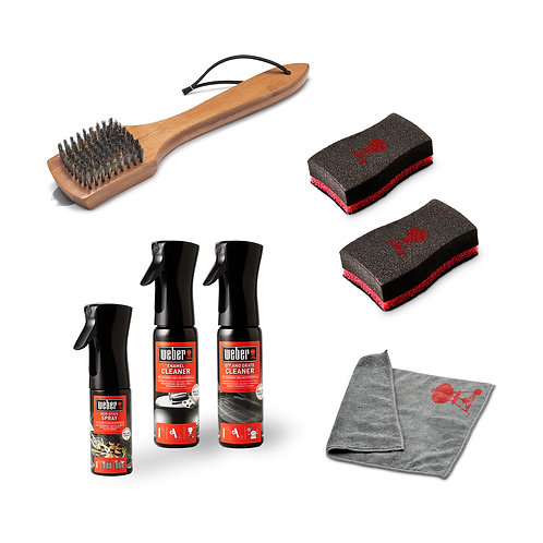 Weber Reinigung-Set für Holzkohlegrills