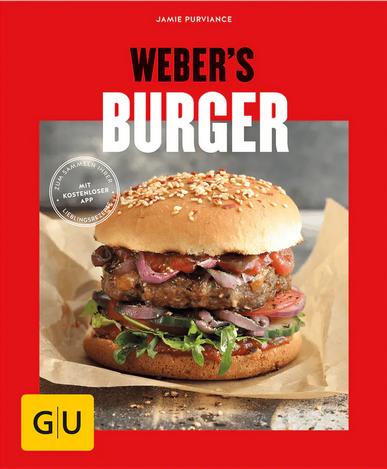 """Weber Buch """"Weber´s Burger"""""""