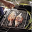 Thumbnail: Weber Fisch- und Gemüsehalterung, groß