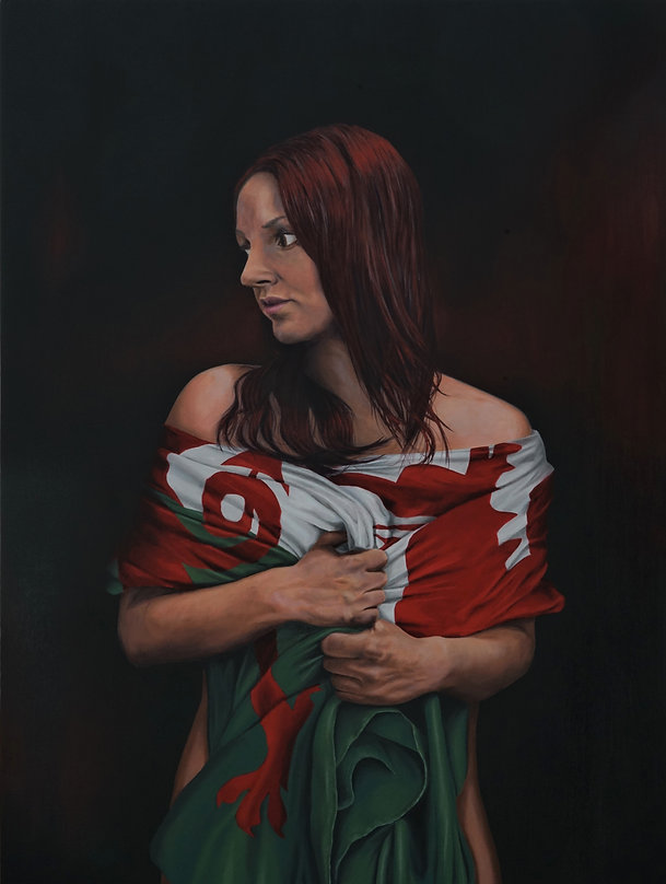Ian MacKenzie Land of Passion Gwlad Llaw