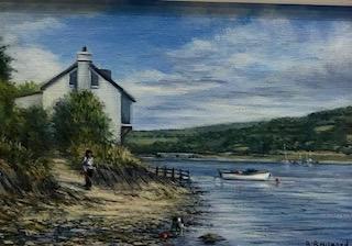 Newport Estuary Pembrokeshire