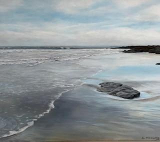 Ebb Tide, Rest Bay, Porthcawl