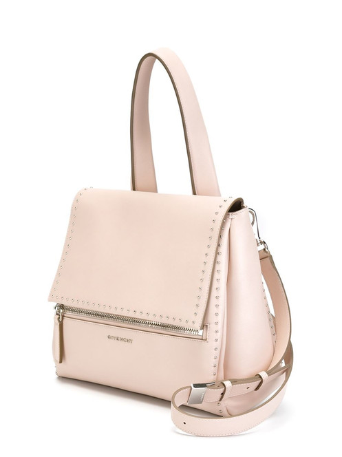f4a16b3e2e2 GIVENCHY PANDORA PURE MINI TOTE PALE PINK SHOULDER BAG BB05213698 657