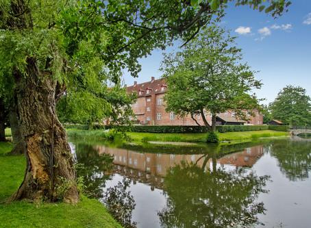 Besøg Danmarks eneste fredet renæssance  park