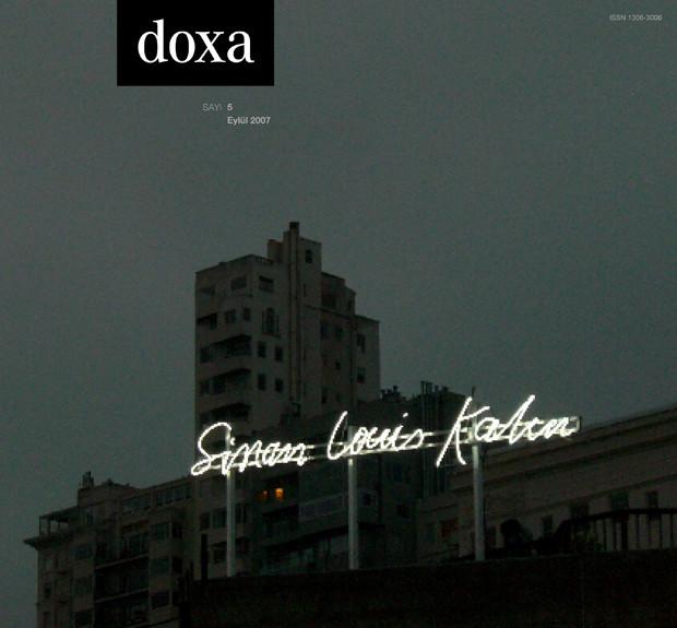 Doxa 5 Eylül 2007
