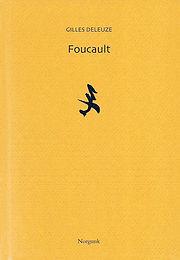 Foucault   Gilles Deleuze