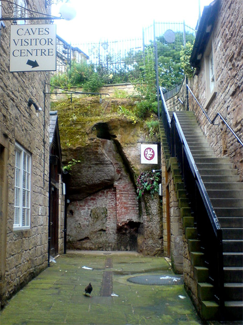 Caves information centre