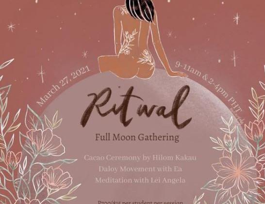 Ritwal - Full Moon Gathering