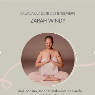 ZARAH WINDY