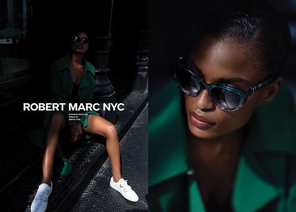 Robert Marc, fabrique ses lunettes en France chez MB Production Nantes