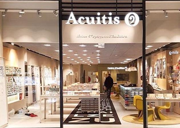 Acuitis, client de la société MB Production pour la fabrication de ses lunettes en France