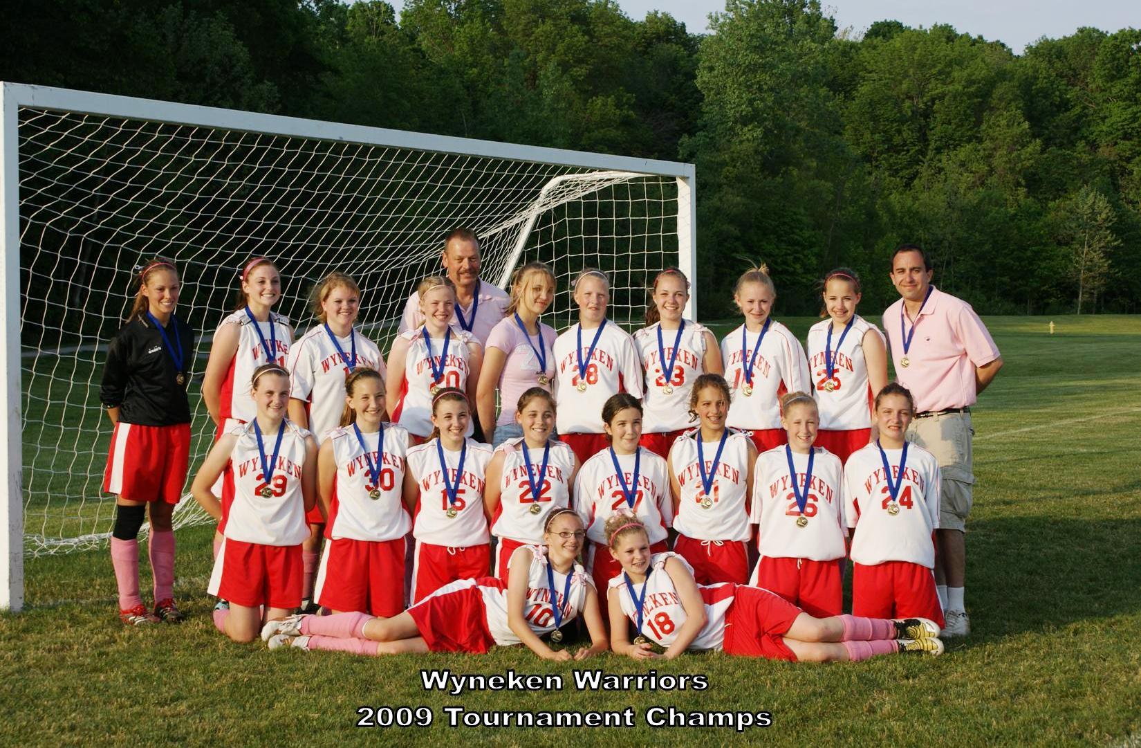 2009 Wyneken Warriors