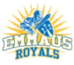 Emmaus-Royals-Spirit-logo-white-backgrou