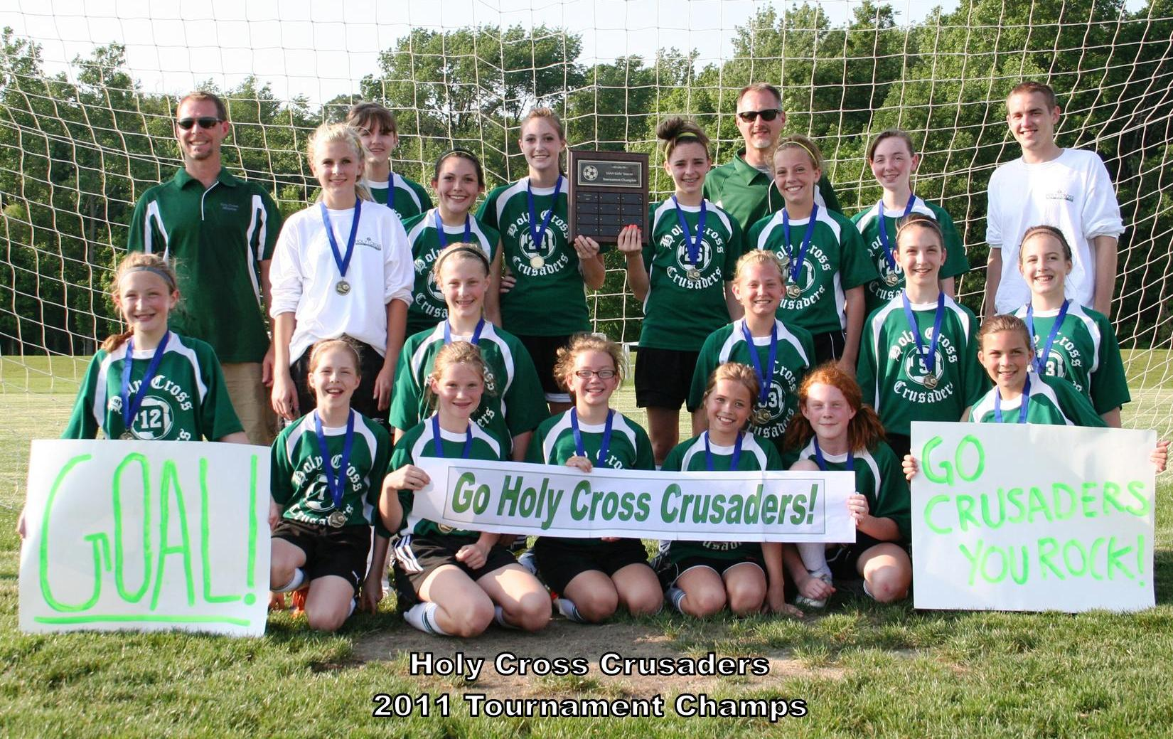 2011 Holy Cross Crusaders