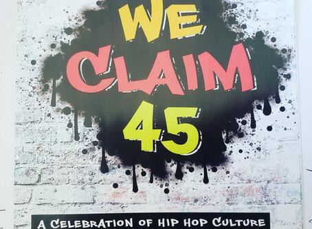 #weclaim45 at UWM