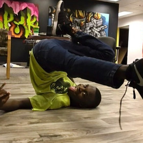 How Breakdancing Benefited My Creativity both Physically and Mentally